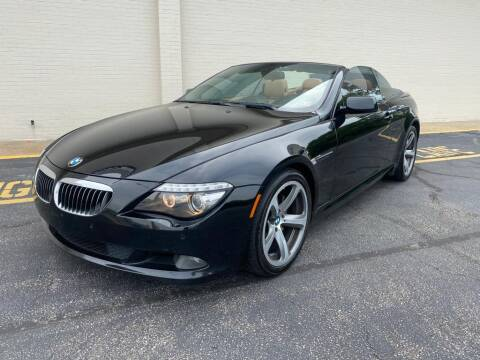 2008 BMW 6 Series for sale at Carland Auto Sales INC. in Portsmouth VA