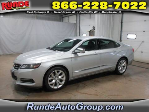 2020 Chevrolet Impala for sale at Runde Chevrolet in East Dubuque IL