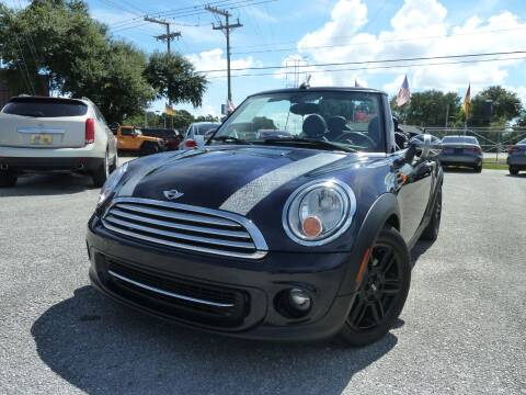 2013 MINI Convertible for sale at Das Autohaus Quality Used Cars in Clearwater FL