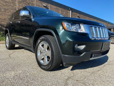 2012 Jeep Grand Cherokee for sale at Classic Motor Group in Cleveland OH