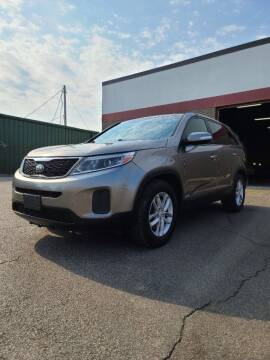 2015 Kia Sorento for sale at Brian's Direct Detail Sales & Service LLC. in Brook Park OH
