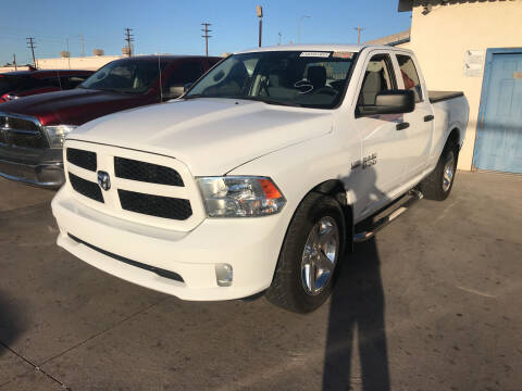 2013 RAM Ram Pickup 1500 for sale at Town and Country Motors in Mesa AZ