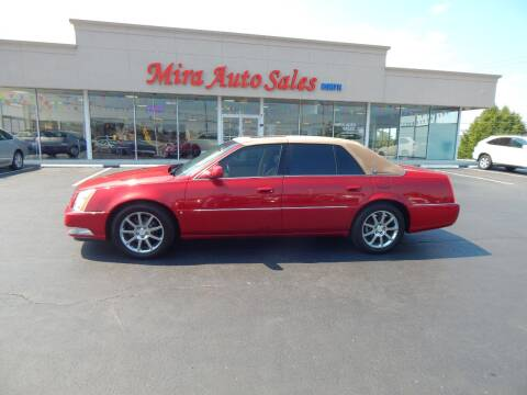 2006 Cadillac DTS for sale at Mira Auto Sales in Dayton OH