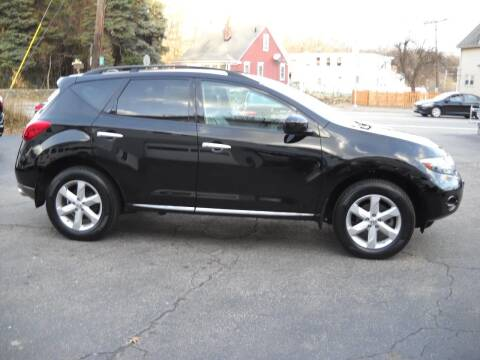 2010 Nissan Murano for sale at Best Wheels Imports in Johnston RI