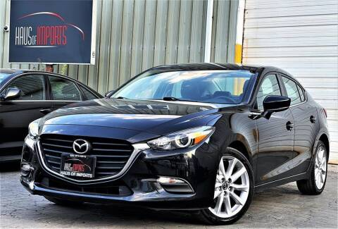 2017 Mazda MAZDA3 for sale at Haus of Imports in Lemont IL