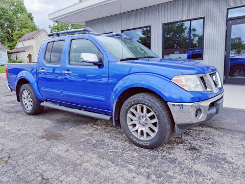 2012 Nissan Frontier for sale at The Car Cove, LLC in Muncie IN