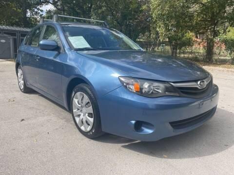 2010 Subaru Impreza for sale at Thornhill Motor Company in Lake Worth TX