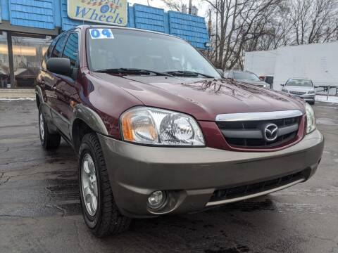 2004 Mazda Tribute for sale at GREAT DEALS ON WHEELS in Michigan City IN