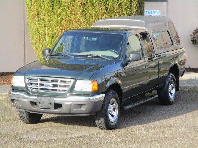 2003 Ford Ranger for sale at Select Cars & Trucks Inc in Hubbard OR