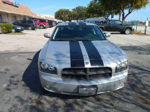 2009 Dodge Charger for sale at LAND & SEA BROKERS INC in Deerfield FL