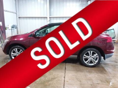 2011 Nissan Murano CrossCabriolet for sale at East Coast Auto Source Inc. in Bedford VA
