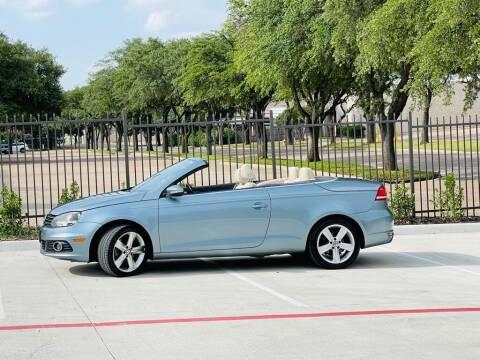 2012 Volkswagen Eos for sale at Texas Drive Auto in Dallas TX