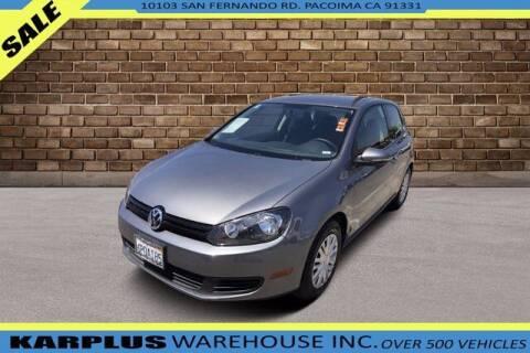 2011 Volkswagen Golf for sale at Karplus Warehouse in Pacoima CA