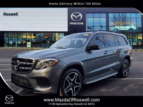2018 Mercedes-Benz GLS for sale at Mazda Of Roswell in Roswell GA
