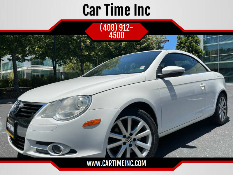 2009 Volkswagen Eos for sale at Car Time Inc in San Jose CA