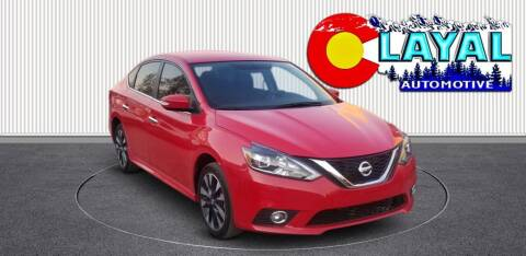 2018 Nissan Sentra for sale at Layal Automotive in Englewood CO