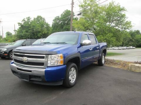 2011 Chevrolet Silverado 1500 for sale at Downtown Motors in Macon GA