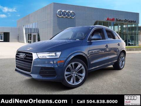2017 Audi Q3 for sale at Metairie Preowned Superstore in Metairie LA