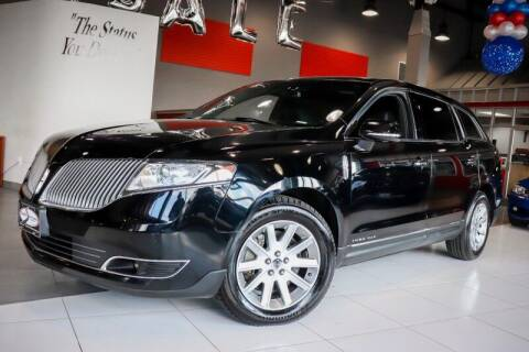 2016 Lincoln MKT Town Car for sale at Quality Auto Center of Springfield in Springfield NJ