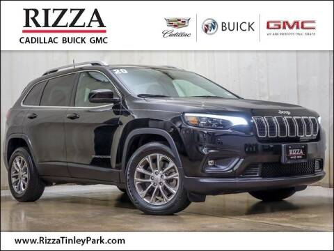 2020 Jeep Cherokee for sale at Rizza Buick GMC Cadillac in Tinley Park IL
