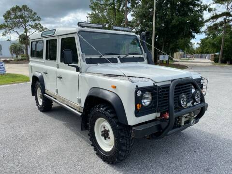 1992 Land Rover Defender for sale at Global Auto Exchange in Longwood FL