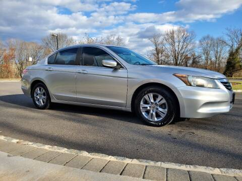 2012 Honda Accord for sale at Bluesky Auto in Bound Brook NJ