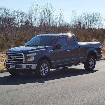 2015 Ford F-150 for sale at R & R AUTO SALES in Poughkeepsie NY