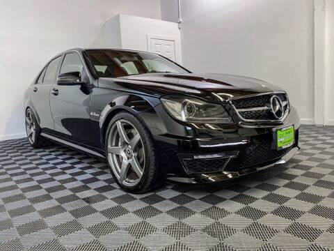 2013 Mercedes-Benz C-Class for sale at Sunset Auto Wholesale in Tacoma WA