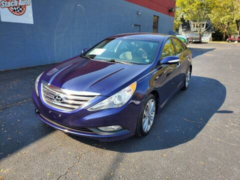 2014 Hyundai Sonata for sale at Stach Auto in Janesville WI