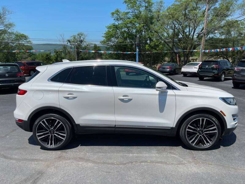 2017 Lincoln MKC for sale at MAGNUM MOTORS in Reedsville PA