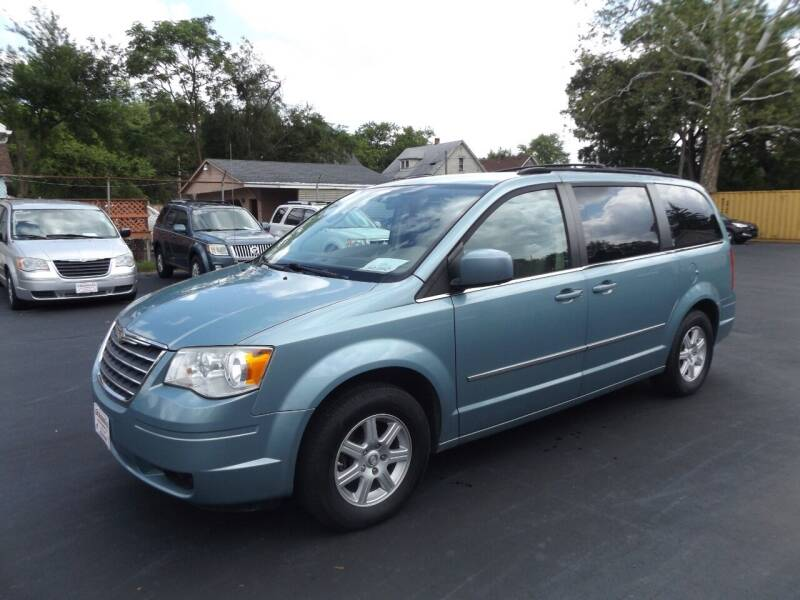 2010 Chrysler Town and Country for sale at Goodman Auto Sales in Lima OH