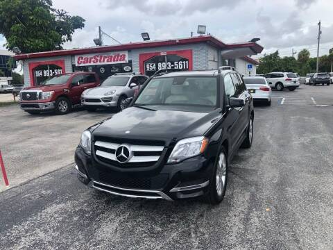 2015 Mercedes-Benz GLK for sale at CARSTRADA in Hollywood FL