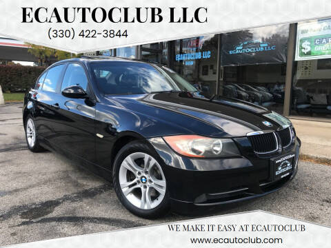 2008 BMW 3 Series for sale at ECAUTOCLUB LLC in Kent OH