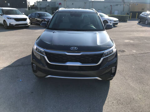2021 Kia Seltos for sale at Key West Kia in Key West FL