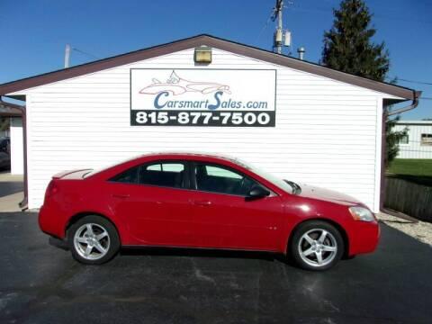 2007 Pontiac G6 for sale at CARSMART SALES INC in Loves Park IL