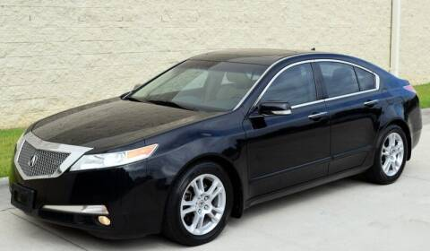 2009 Acura TL for sale at Raleigh Auto Inc. in Raleigh NC
