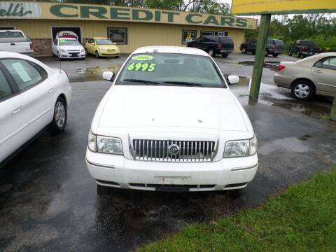 2006 Mercury Grand Marquis for sale at Credit Cars of NWA in Bentonville AR