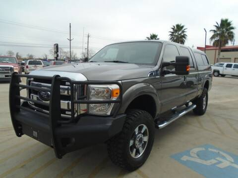2012 Ford F-250 Super Duty for sale at Premier Foreign Domestic Cars in Houston TX