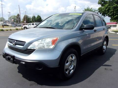 2009 Honda CR-V for sale at Ideal Auto Sales, Inc. in Waukesha WI