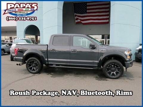 2017 Ford F-150 for sale at Papas Chrysler Dodge Jeep Ram in New Britain CT