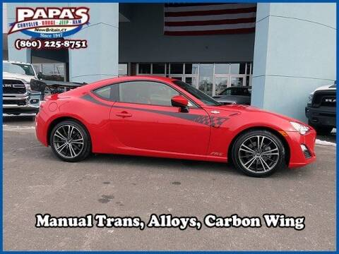 2013 Scion FR-S for sale at Papas Chrysler Dodge Jeep Ram in New Britain CT