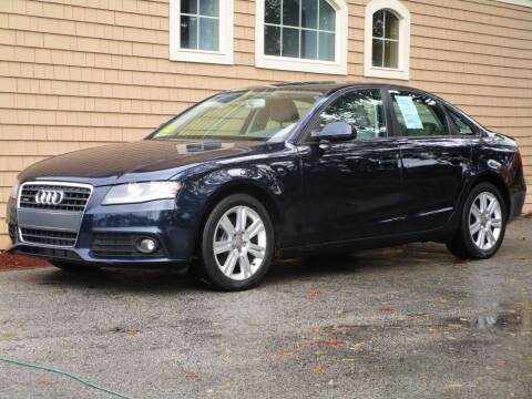 2010 Audi A4 for sale at Car and Truck Exchange, Inc. in Rowley MA