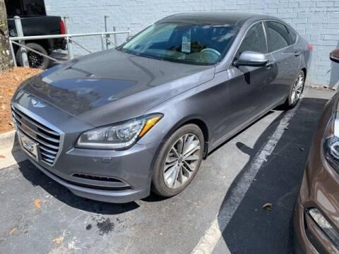 2015 Hyundai Genesis for sale at Southern Auto Solutions-Jim Ellis Hyundai in Marietta GA