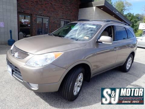 2010 Hyundai Veracruz for sale at S & J Motor Co Inc. in Merrimack NH