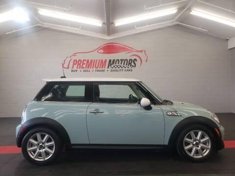 2013 MINI Hardtop for sale at Premium Motors in Villa Park IL