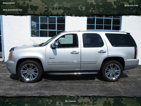 2010 GMC Yukon for sale at Dunne Deals in Crystal Lake IL