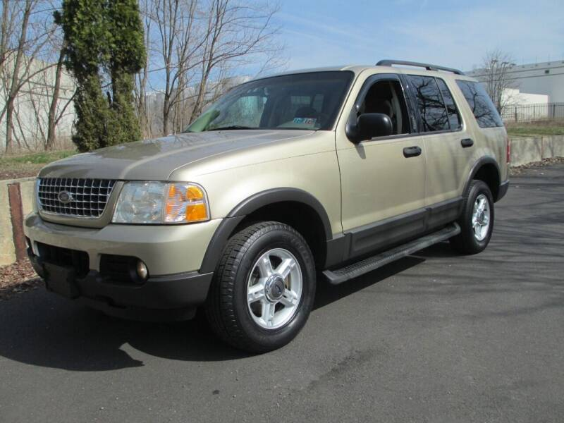 2003 Ford Explorer for sale at PA Direct Auto Sales in Levittown PA