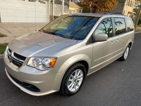 2014 Dodge Grand Caravan for sale at Jordan Auto Group in Paterson NJ