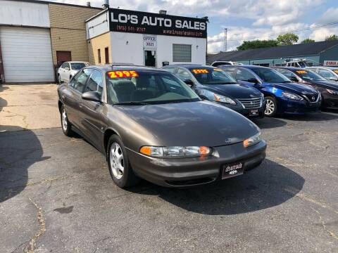 1999 Oldsmobile Intrigue for sale at Lo's Auto Sales in Cincinnati OH