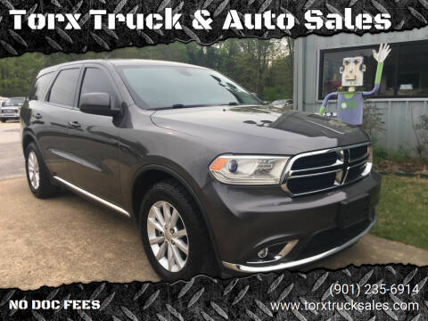 2014 Dodge Durango for sale at Torx Truck & Auto Sales in Eads TN